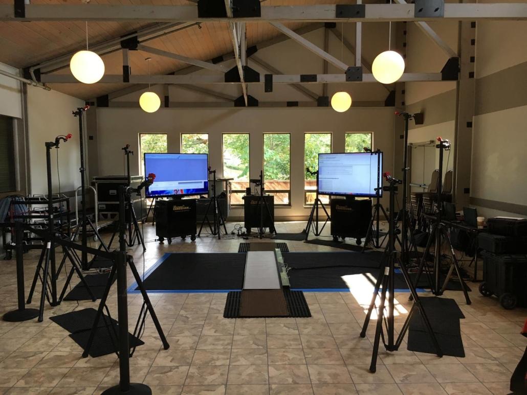 Electronic Caregiver Lab