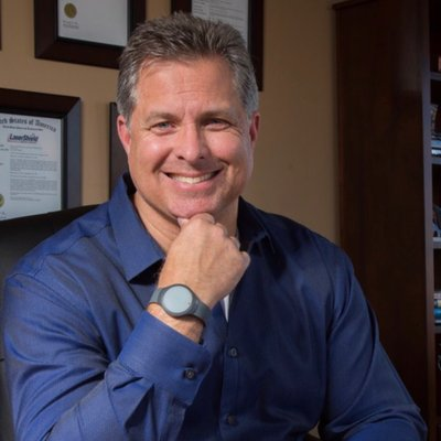 Anthony Dohrmann - Founder of LaserShield & Electronic Caregiver